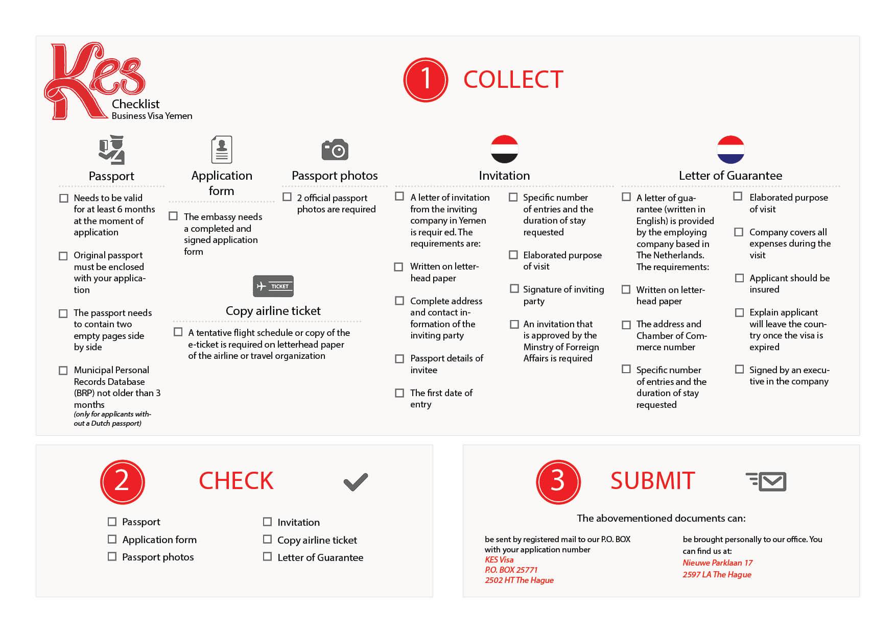 Visa checklist visa yemen tourist checklist visa yemen business stopboris Images